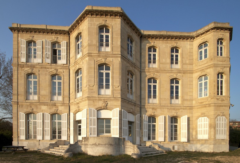 Auberge de jeunesse de Bois-Luzy – Marseille